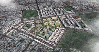 KDC Kiểu Mẫu Ngay Trung Tâm Chợ Gò Đen – Phú Quý Sinh Thành