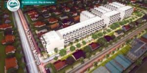 Phối cảnh dự án Lux Home Gardens đầy hiện đại và đẳng cấp tọa lạc ngay An Dương Vương quận Bình Tân